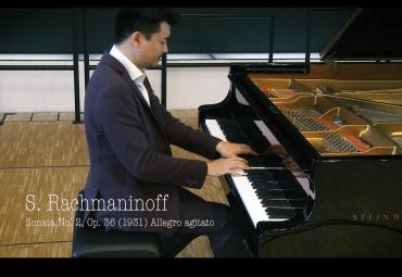S. Rachmaninov Sonata No.2 Op. 36