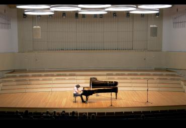 Piano Recital, Eddie Myunghyun Kim (part 1)